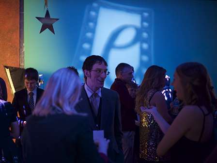 Taylor's Envision Film Festival concludes with a filmmaker after-party.