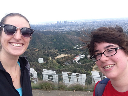 See the sites and have an amazing semester in Los Angeles.